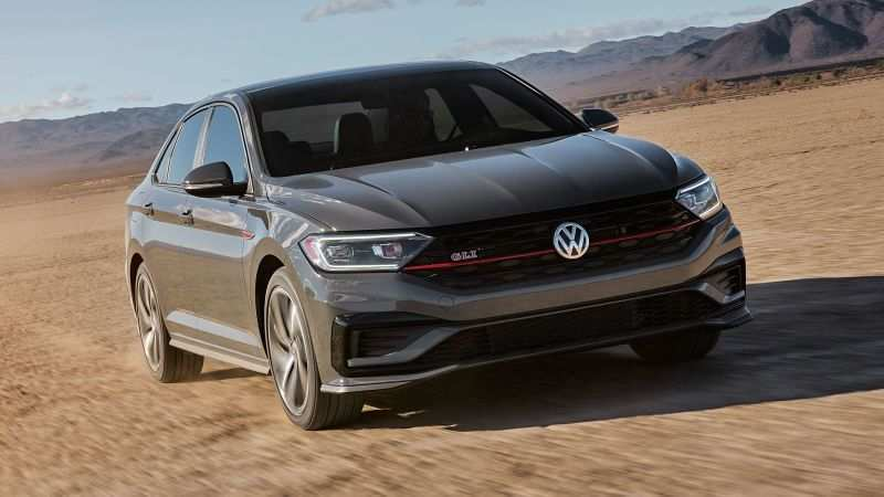 95 New 2019 Vw Jetta Gli Picture