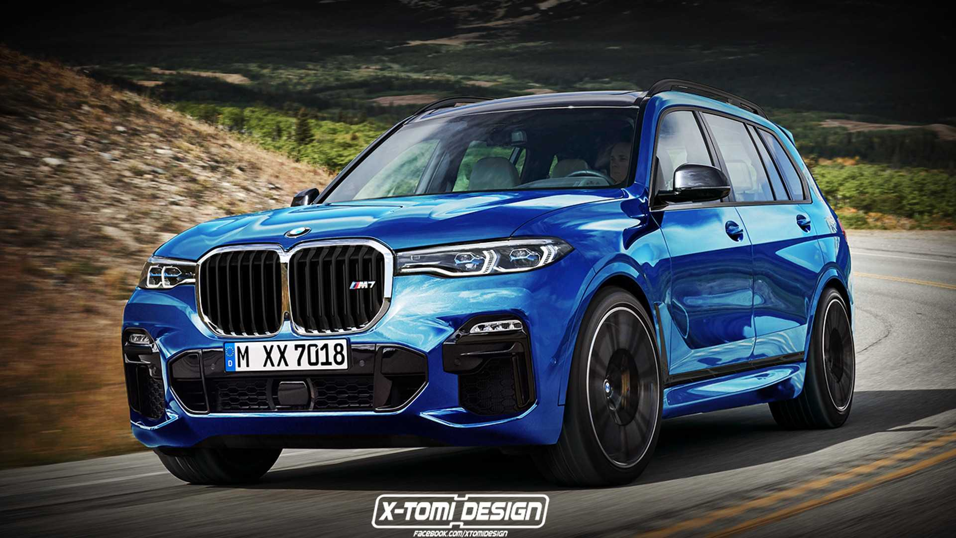 95 New 2020 BMW X7 Suv Series Style