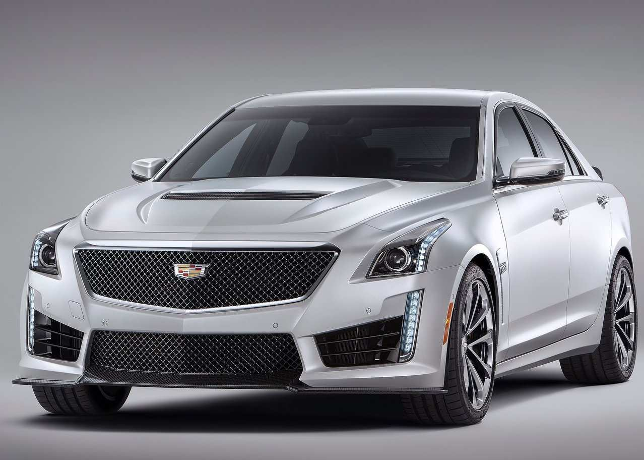 95 New 2020 Cadillac Cts V Redesign And Review