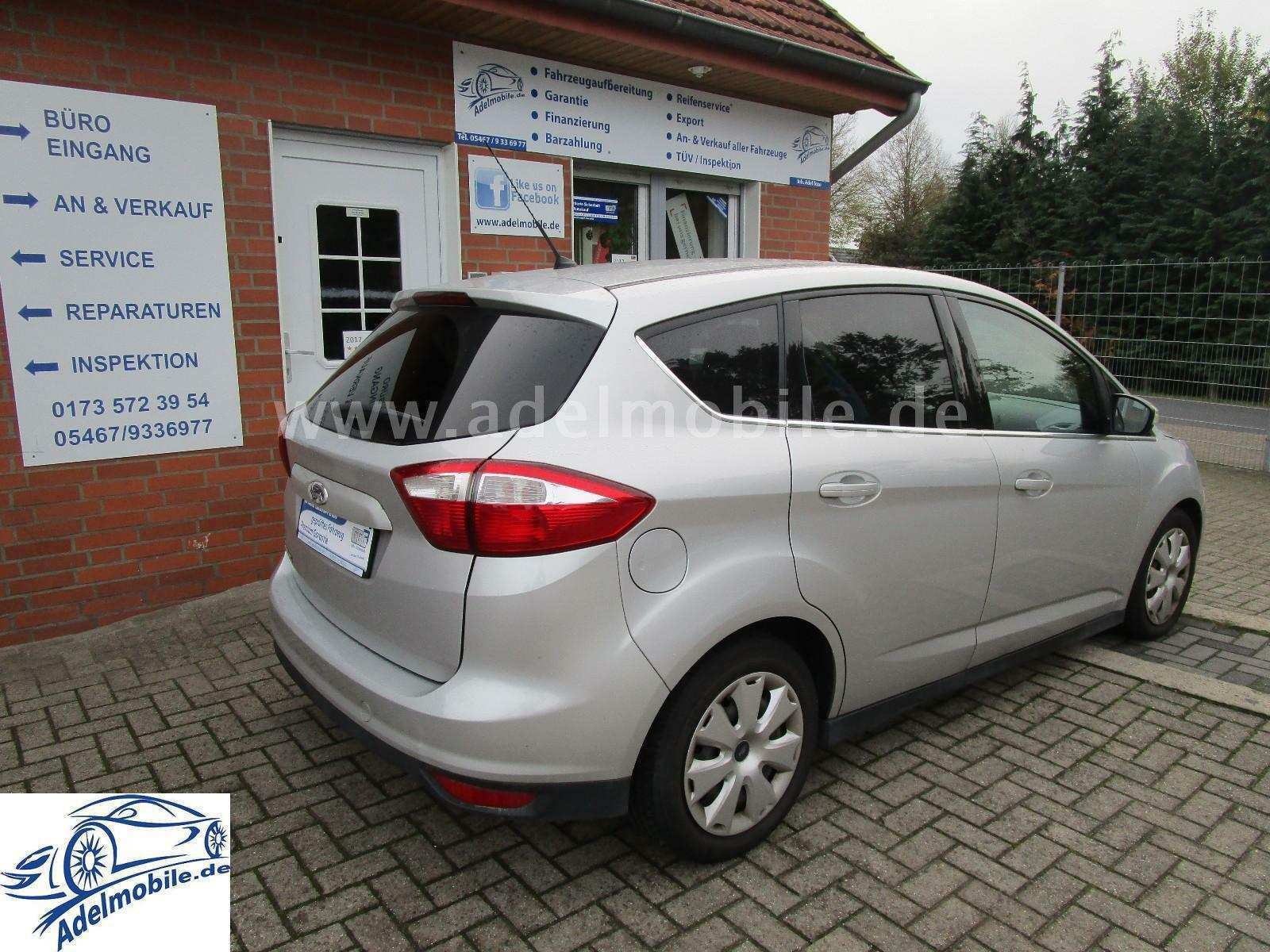 95 New 2020 Ford C Max Research New