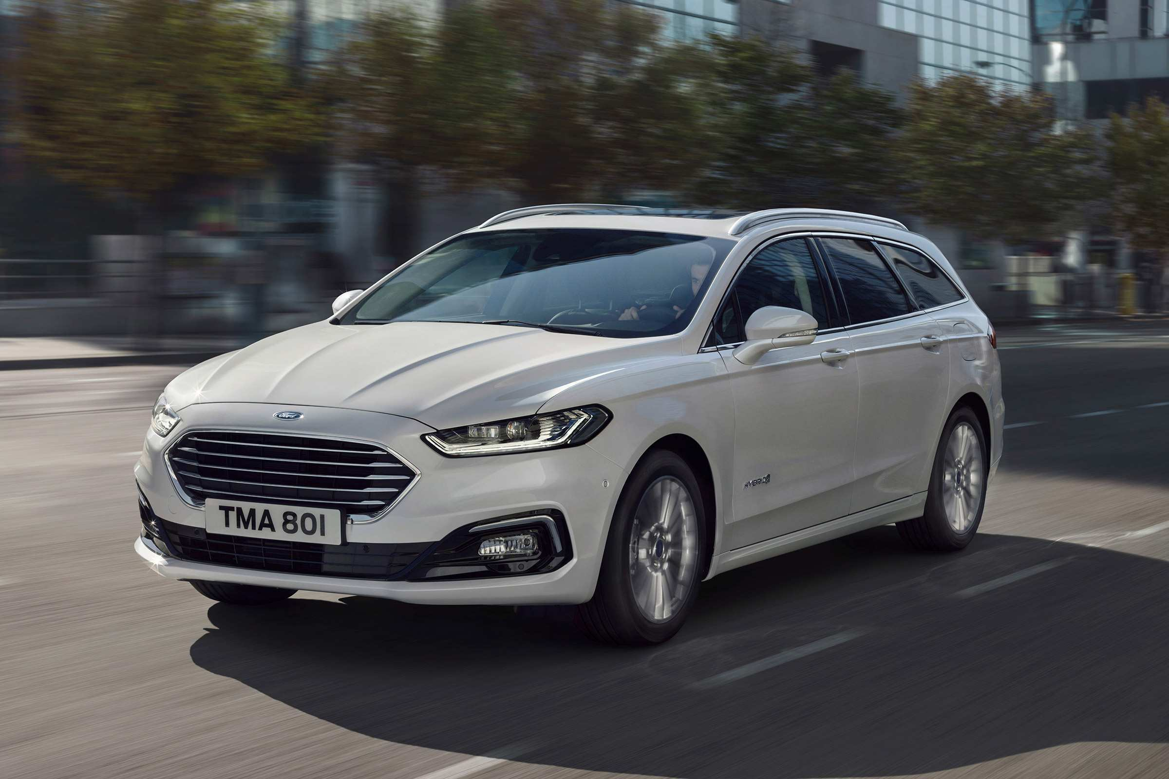95 New 2020 Ford Mondeo Vignale Speed Test