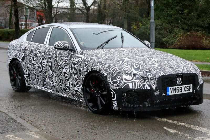 95 New 2020 Jaguar XJ Spy Shoot