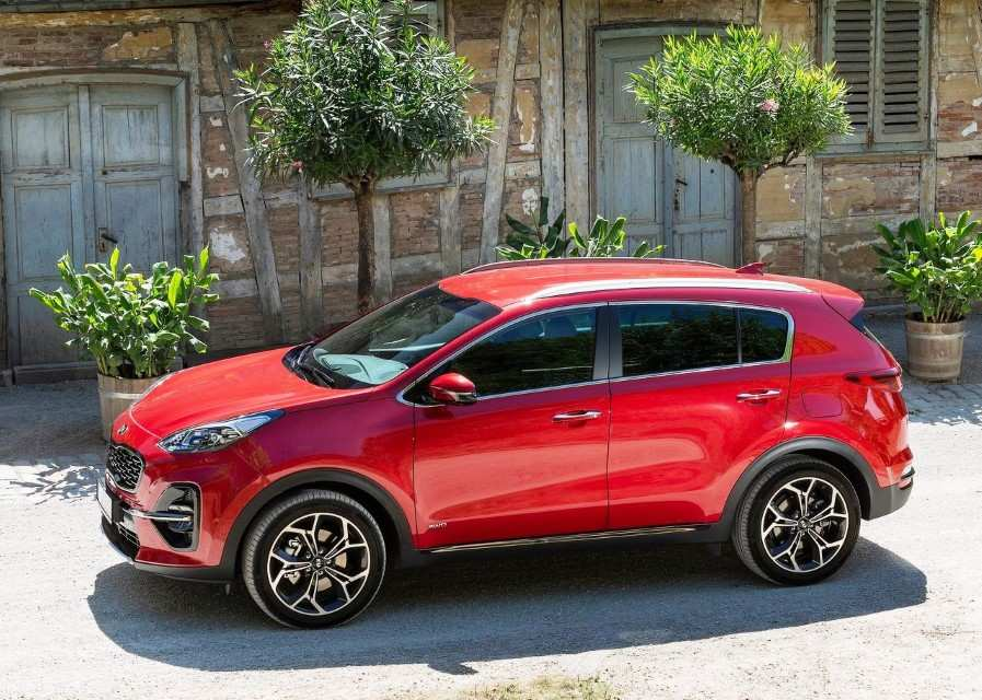 95 New 2020 Kia Sportage Review Performance