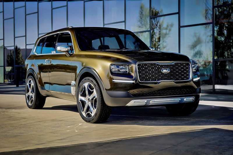 95 New 2020 Kia Telluride Bolt Pattern Review And Release Date