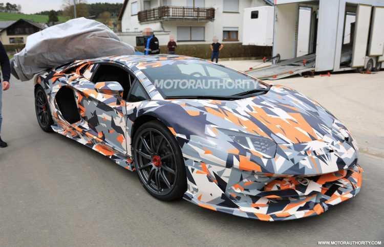 95 New 2020 Lamborghini Aventador Photos