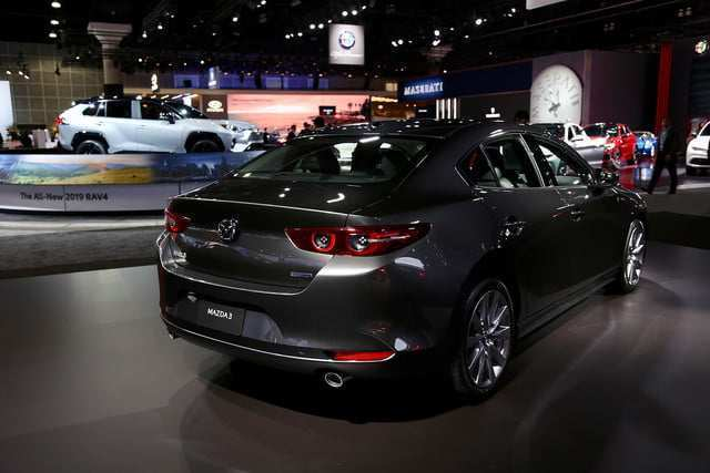 95 New 2020 Mazda 3 Sedan Ratings