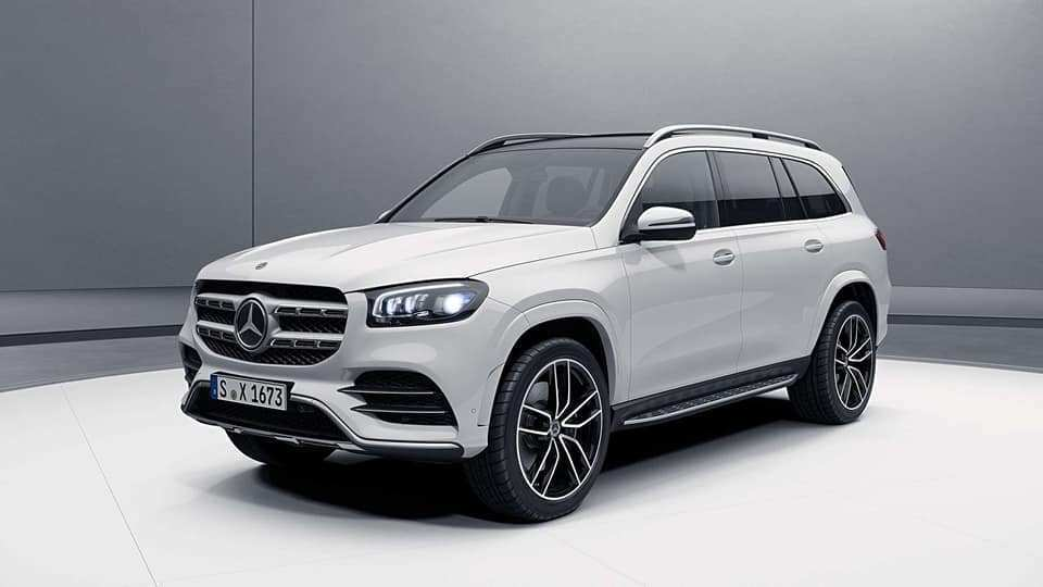 95 New 2020 Mercedes GLS Redesign And Concept
