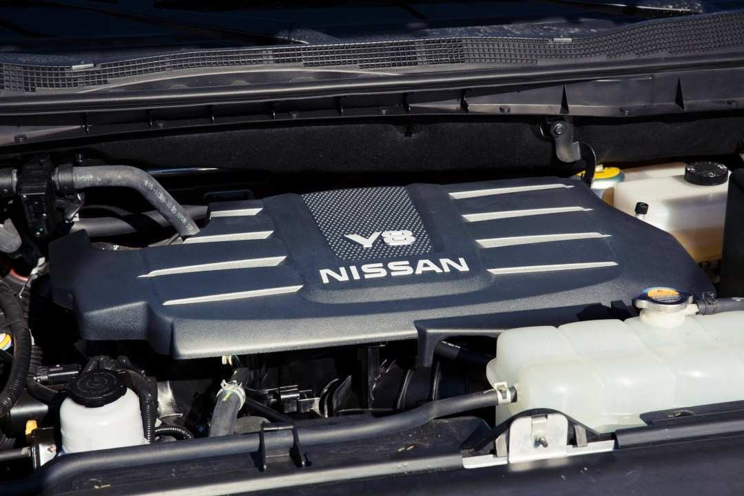 95 New 2020 Nissan Titan Diesel Review And Release Date
