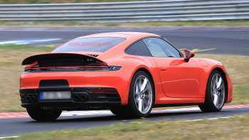 95 New 2020 Porsche 911 Carrera Review And Release Date