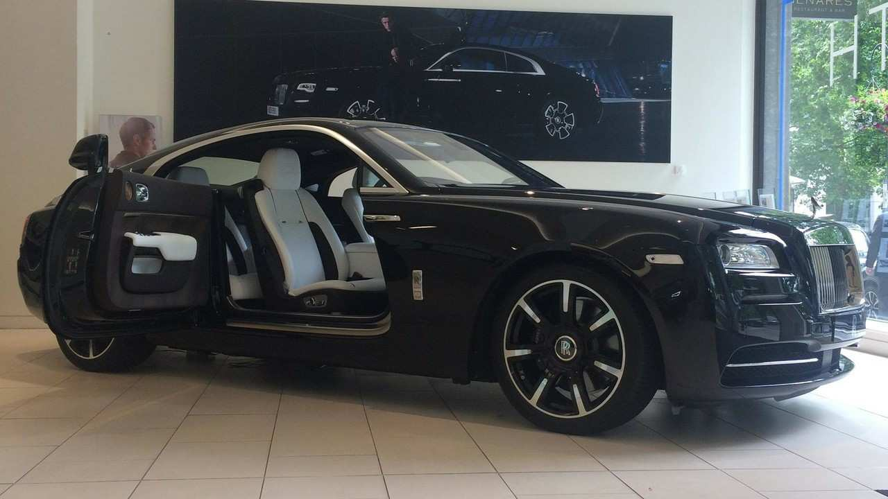 95 New 2020 Rolls Royce Wraith Pricing