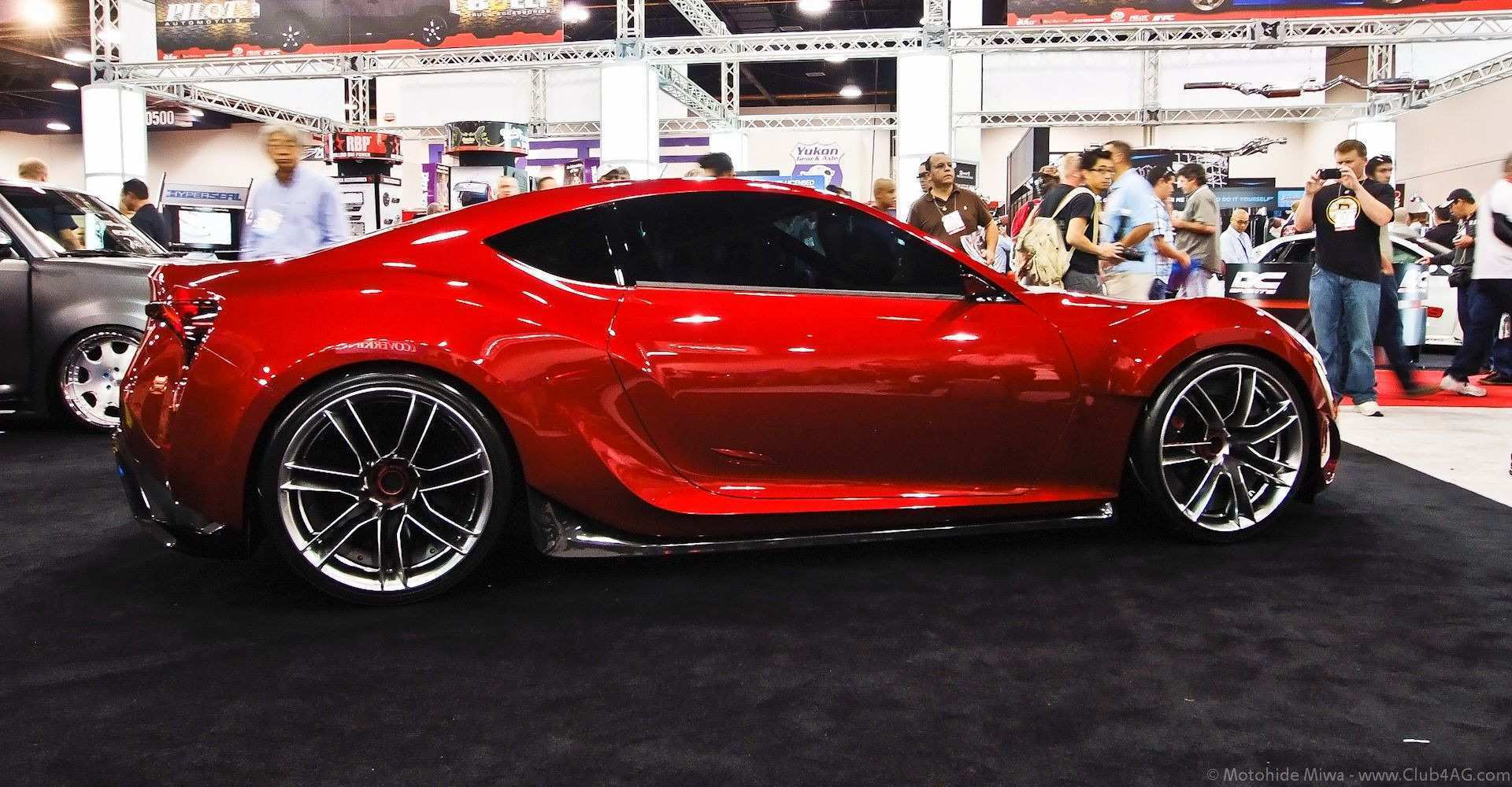 95 New 2020 Scion FR S Sedan New Concept