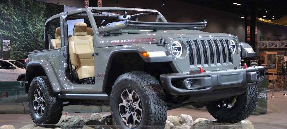 95 New 2020 The Jeep Wrangler New Model And Performance