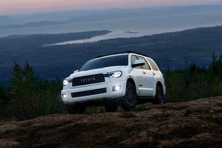 95 New 2020 Toyota Sequoias Specs