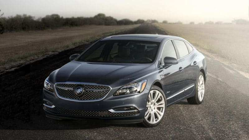 95 New Buick Sedan 2020 Overview