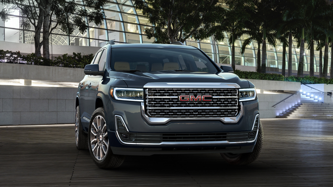 95 New GMC Acadia 2020 Release Date Review And Release Date