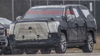 95 New GMC Suburban 2020 Rumors