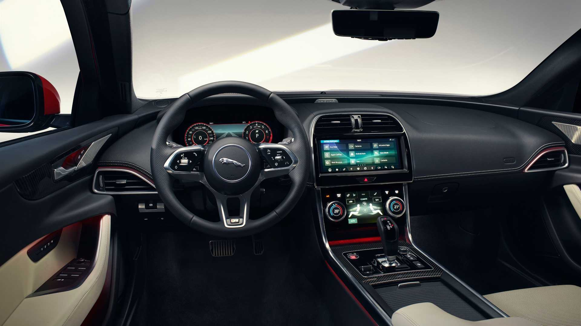 95 New Jaguar Xe 2019 Interior Redesign And Review