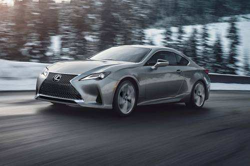 95 New Lexus 2019 Coupe New Review