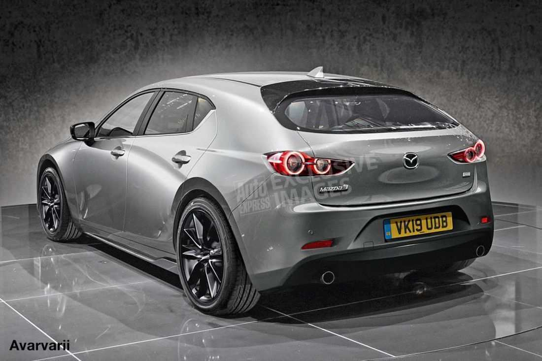 95 New Mazda 3 2020 Lanzamiento Redesign And Concept