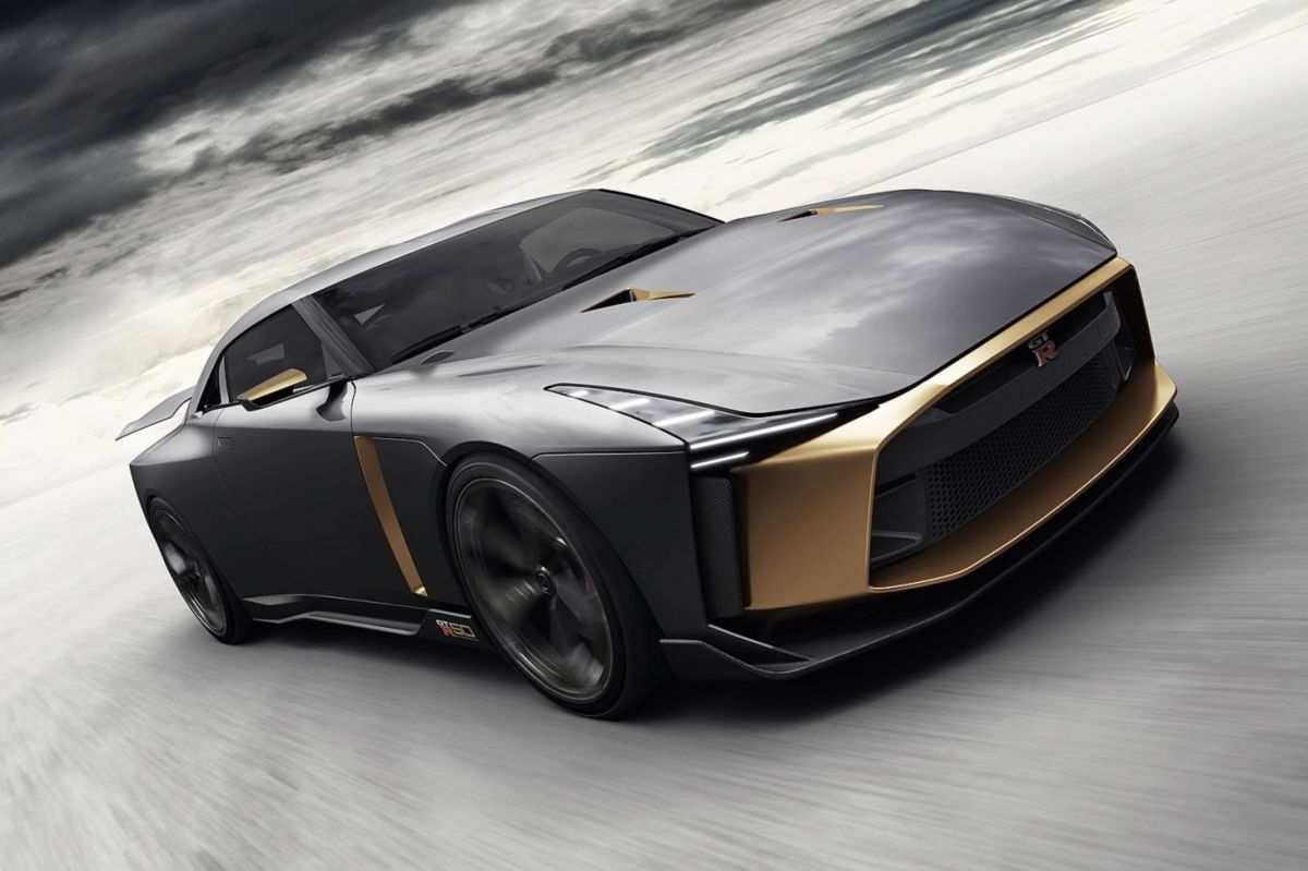 95 New Nissan Gtr 2020 Concept Engine