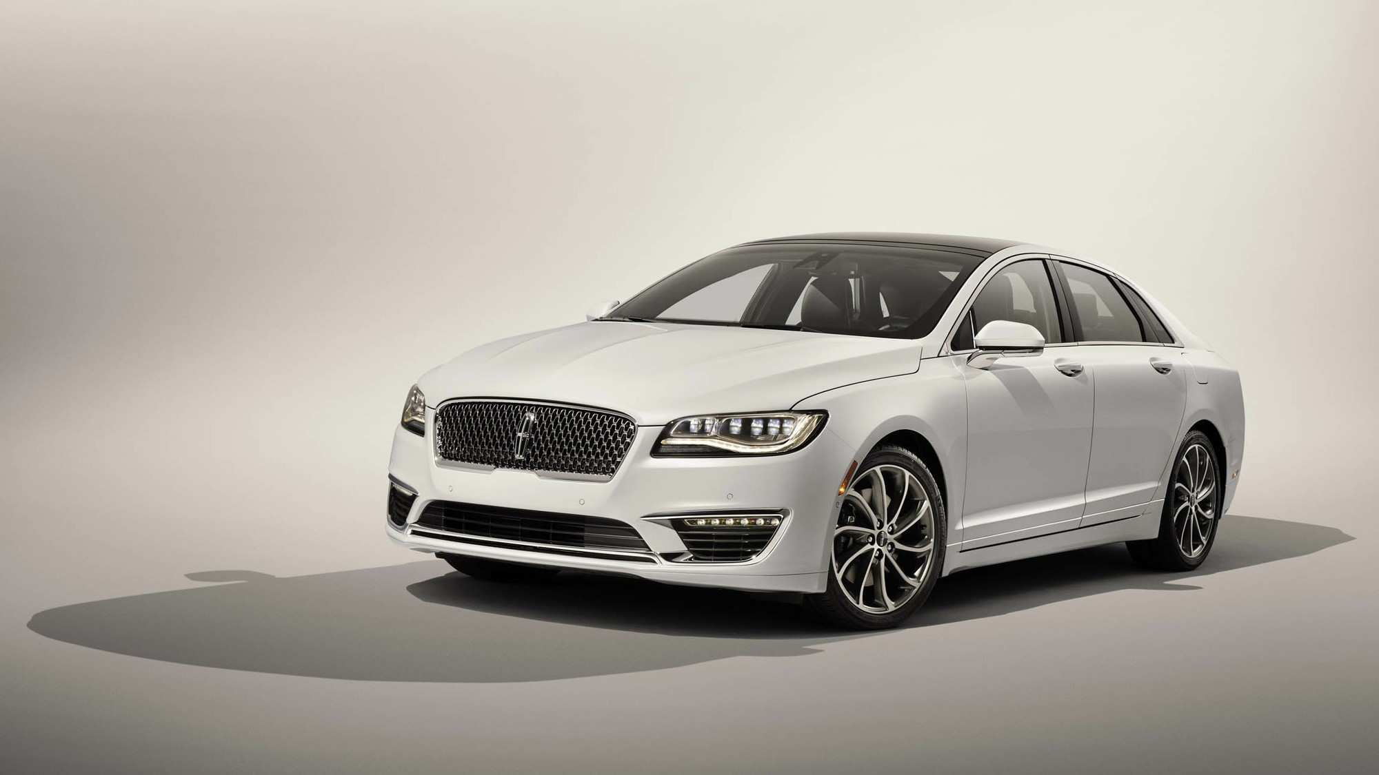 95 New Spy Shots Lincoln Mkz Sedan Interior