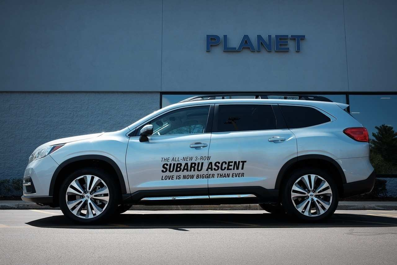 95 New Subaru Ascent 2019 Vs 2020 Release Date