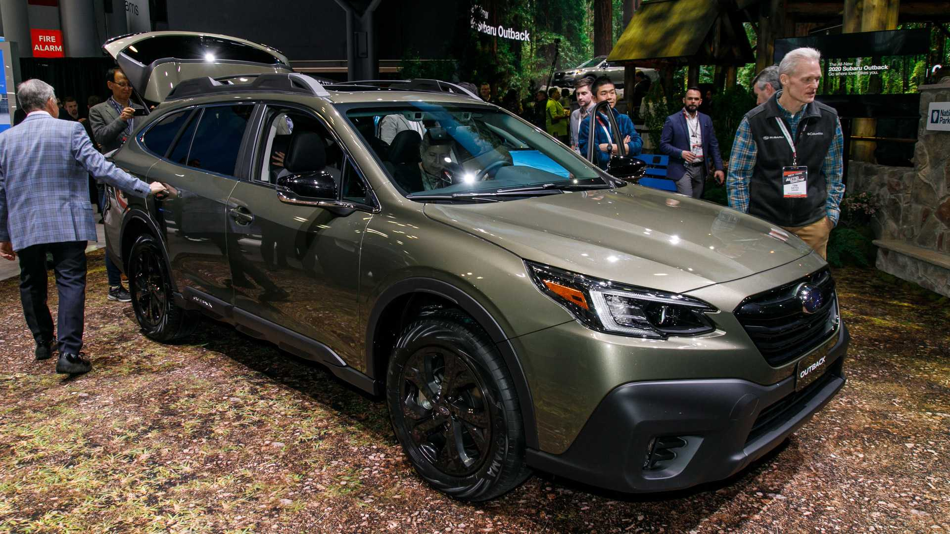 95 New Subaru Outback 2020 Uk Price Design And Review