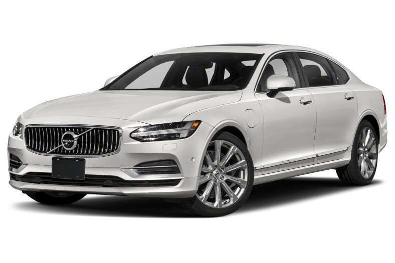 95 New Volvo Phev 2019 First Drive