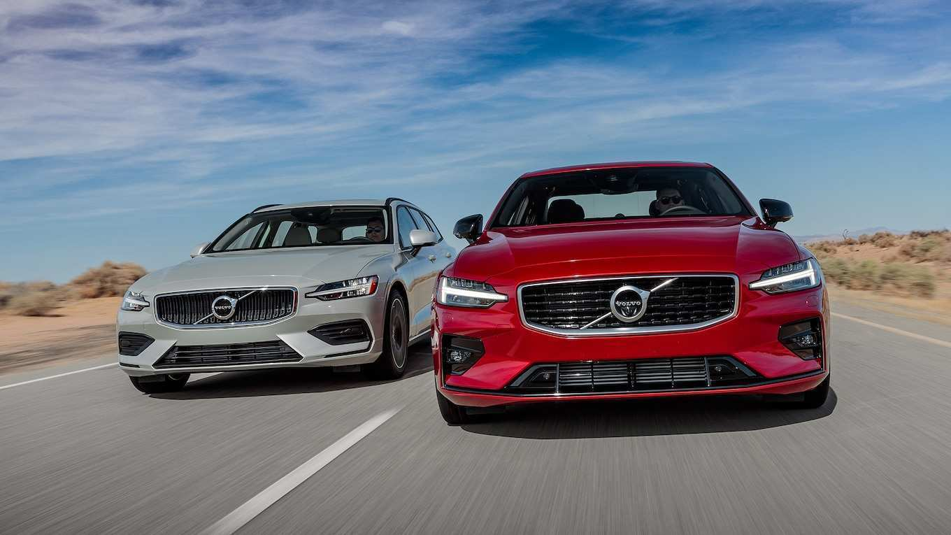 95 New Volvo V60 2019 Dimensions Research New