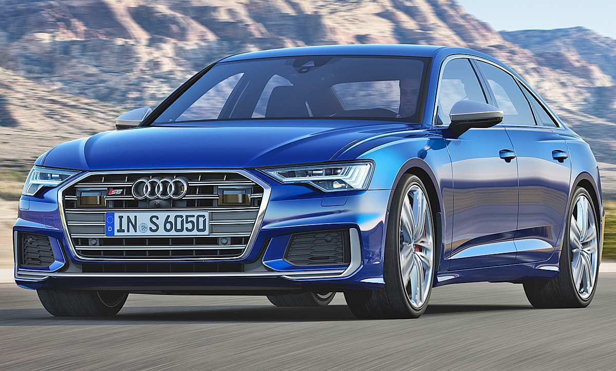 95 The 2019 Audi S6 Redesign And Review