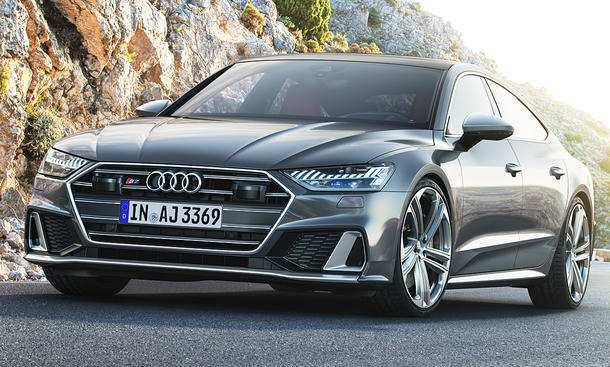 95 The 2019 Audi S7 History