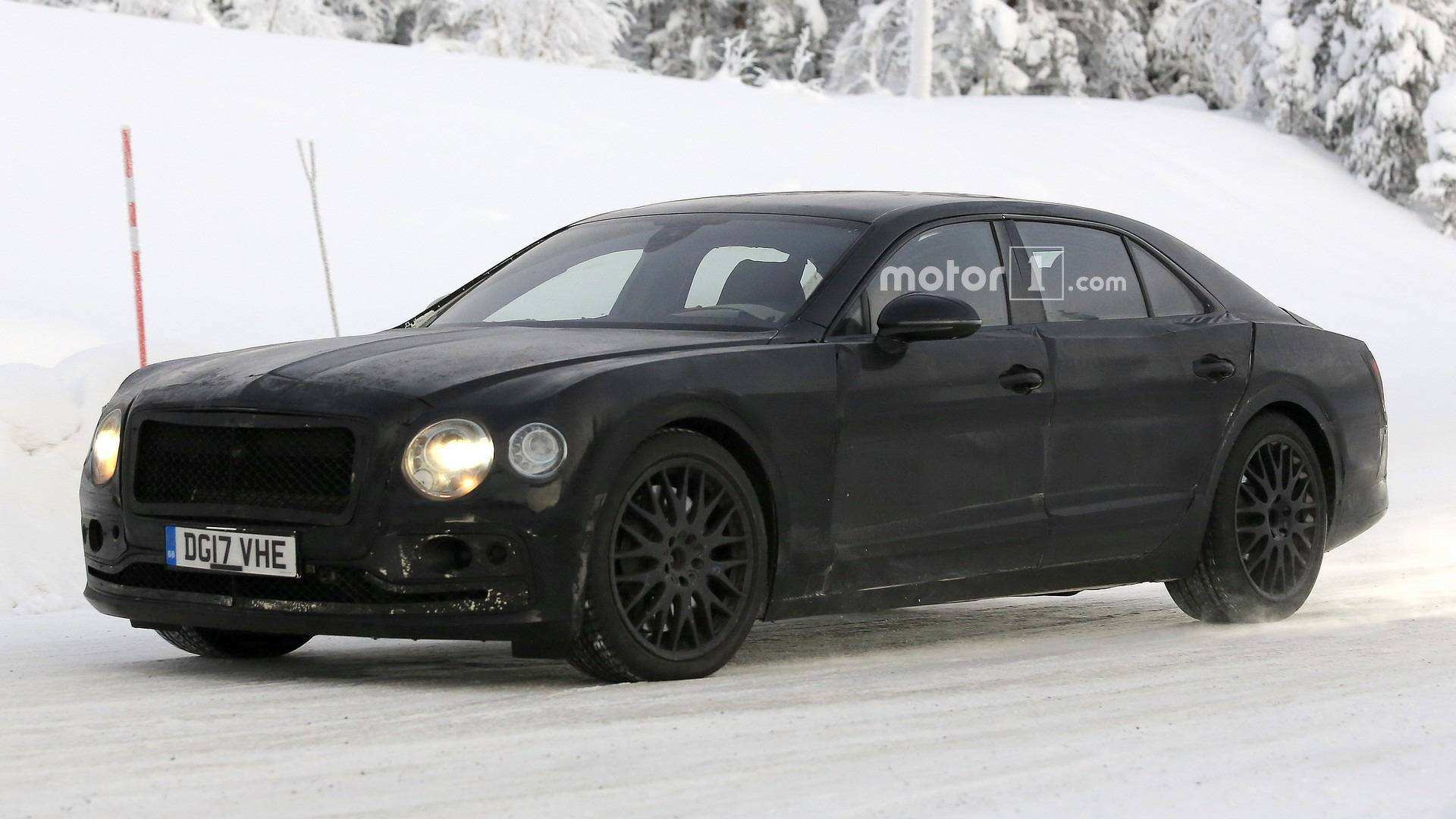 95 The 2019 Bentley Flying Spur Ratings
