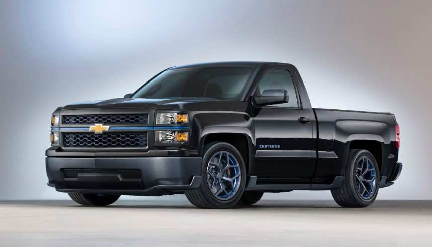 95 The 2019 Chevy Cheyenne Ss New Model And Performance