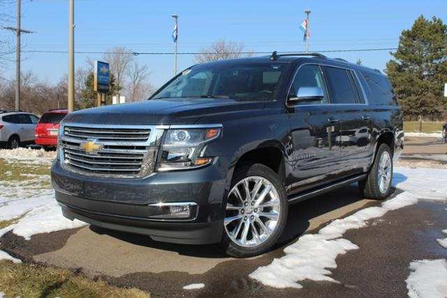 95 The 2019 Chevy Suburban First Drive