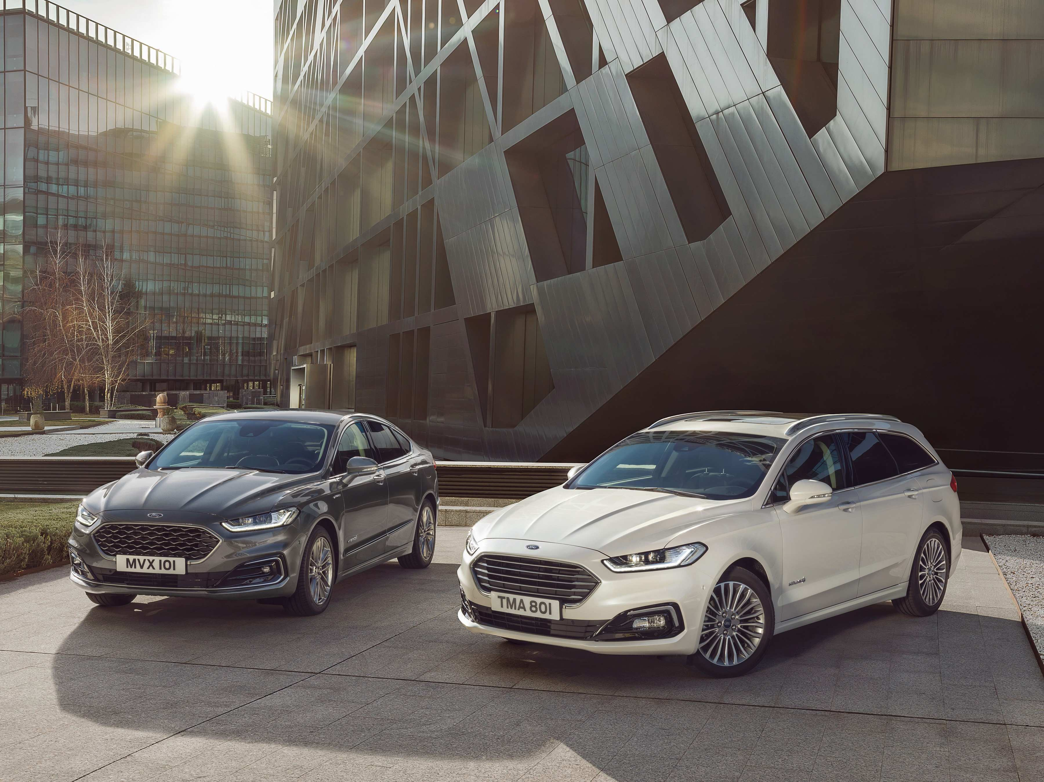 95 The 2019 Ford Mondeo Vignale New Model And Performance