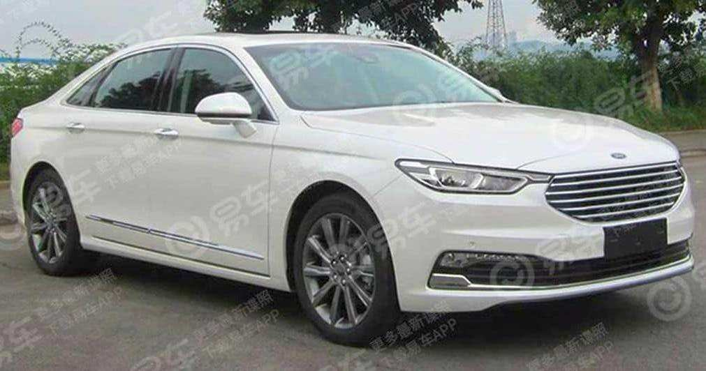 95 The 2019 Ford Taurus Spy Configurations