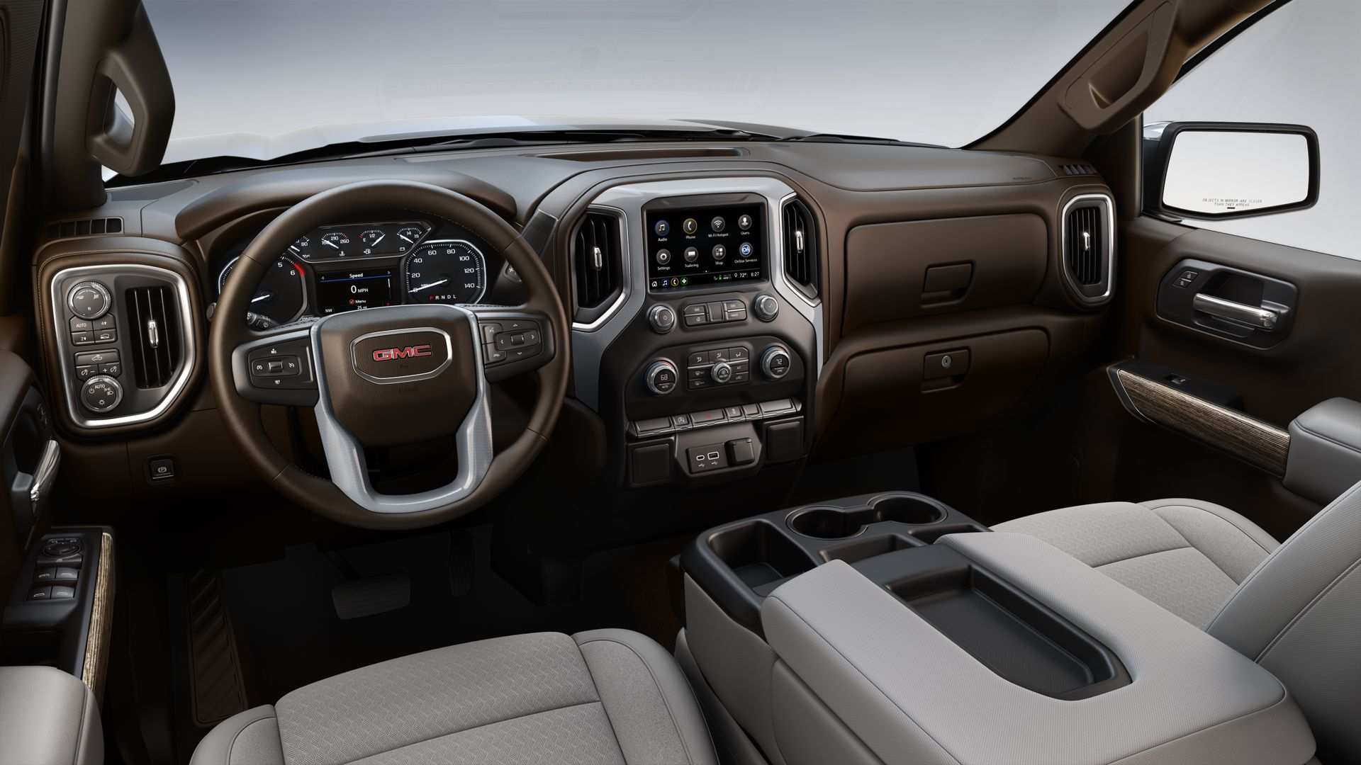 95 The 2019 GMC Sierra 1500 Diesel Review And Release Date