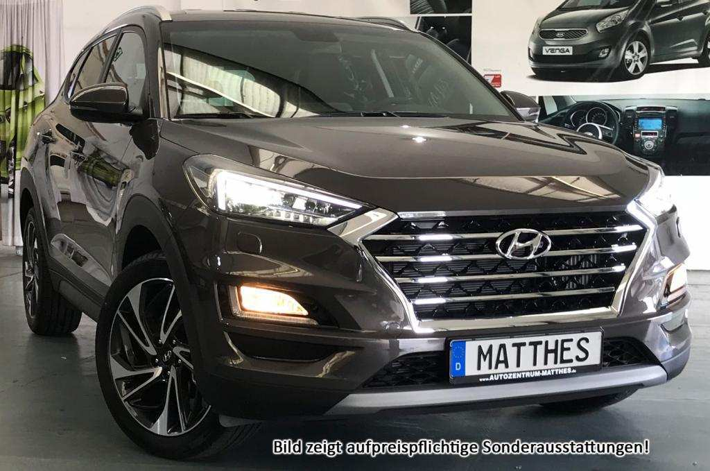 95 The 2019 Hyundai Tucson Performance And New Engine