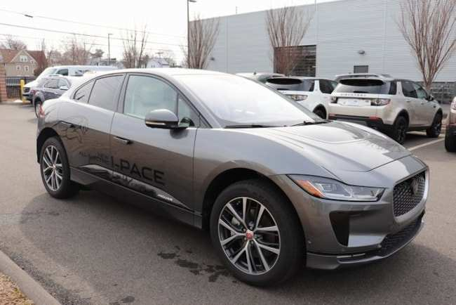 95 The 2019 Jaguar I Pace First Edition Style