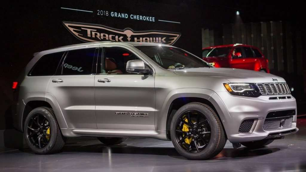 95 The 2019 Jeep Grand Cherokee Diesel Redesign