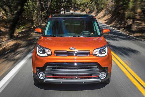 95 The 2019 Kia Soul Awd Wallpaper