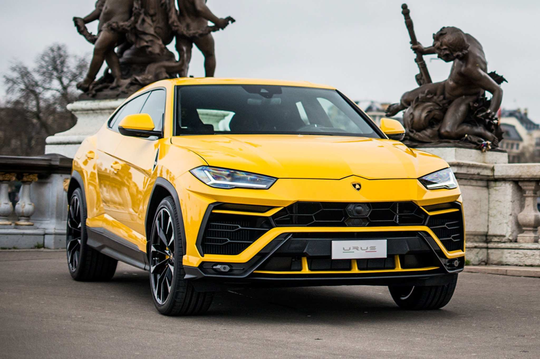 95 The 2019 Lamborghini Urus Rumors