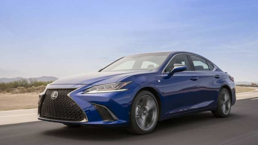 95 The 2019 Lexus Es 350 Awd Price Design And Review