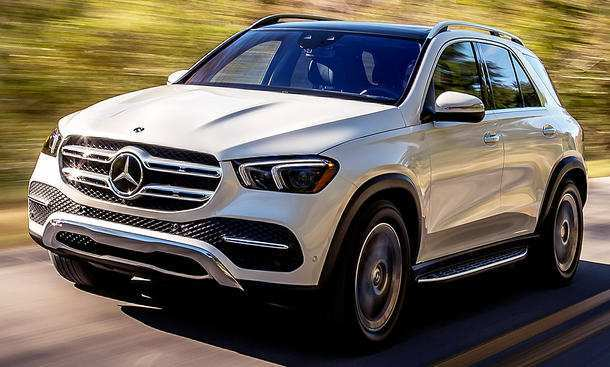 95 The 2019 Mercedes GLE Concept