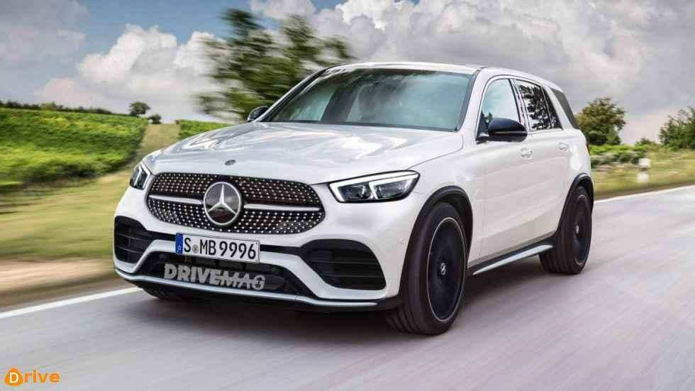 95 The 2019 Mercedes GLE Picture