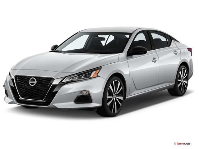 95 The 2019 Nissan Altima Coupe Performance