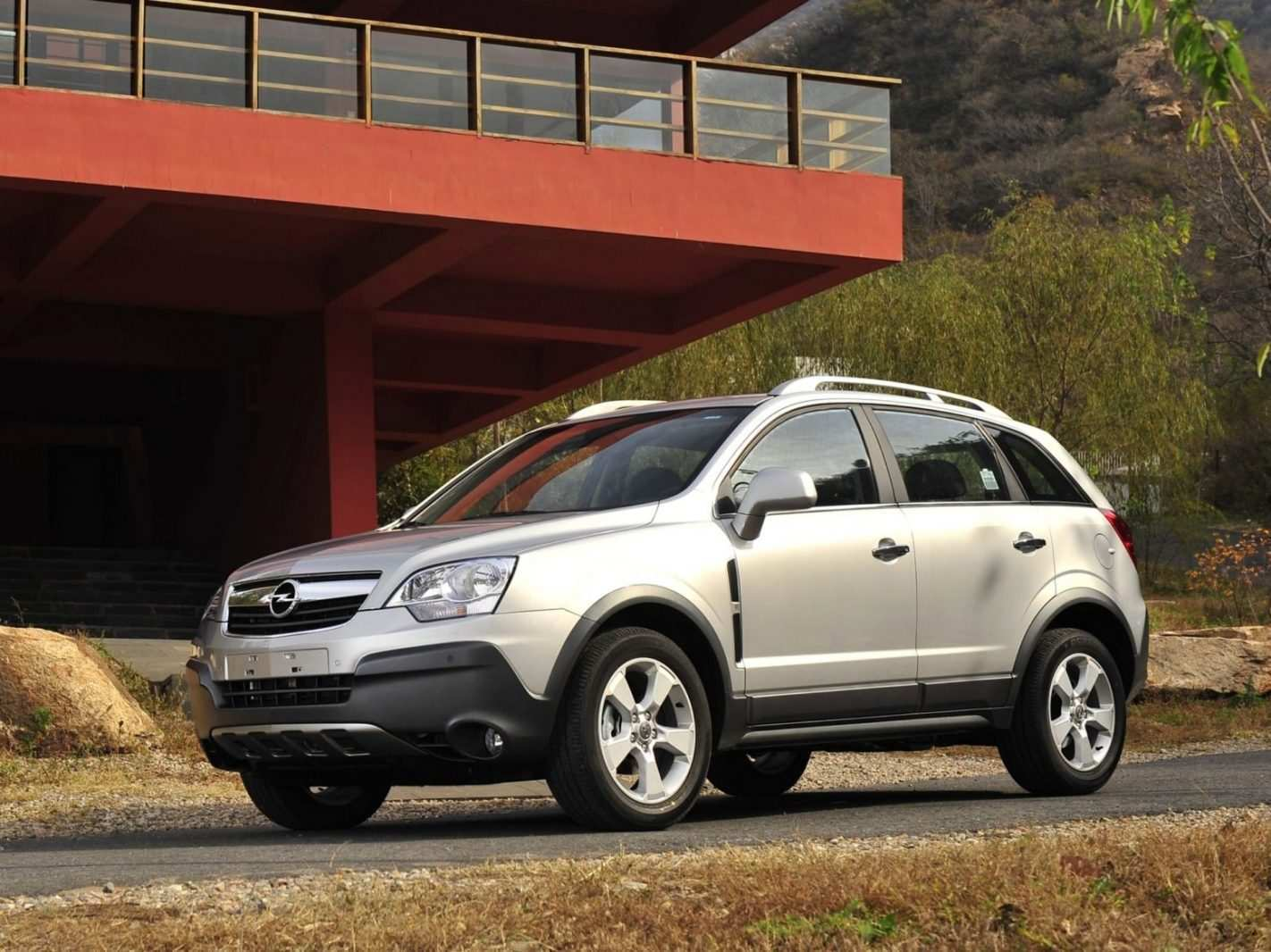 95 The 2019 Opel Antara Research New