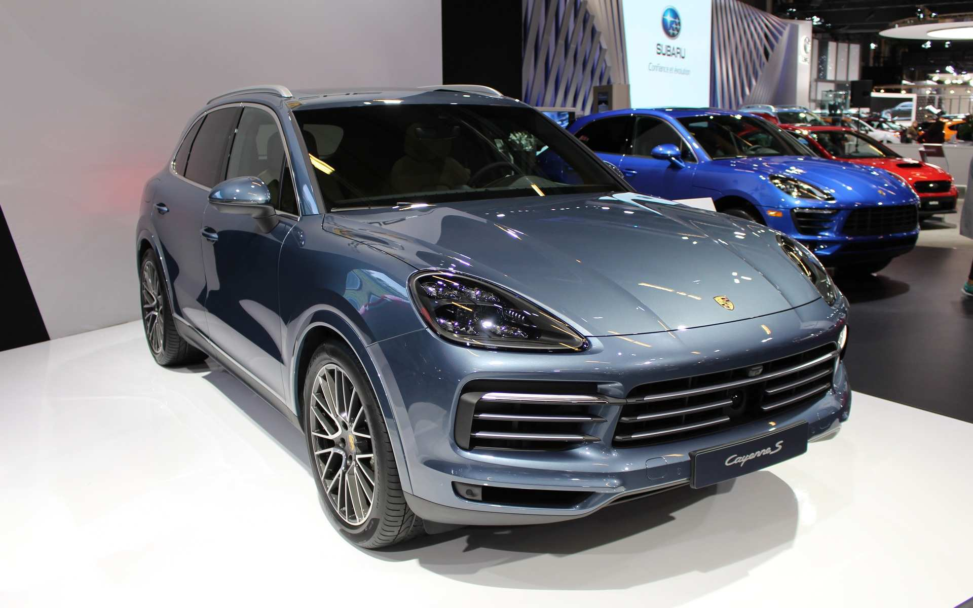 95 The 2019 Porsche Cayenne Model Review And Release Date
