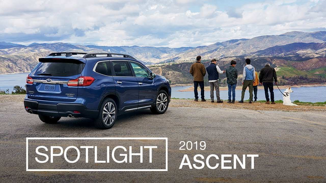 95 The 2019 Subaru Ascent Gvwr Engine