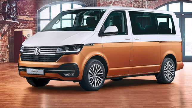 95 The 2019 Volkswagen Bus Specs